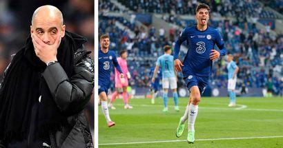 Pep Guardiola pierde la final de la Champions: El Chelsea derrota al City