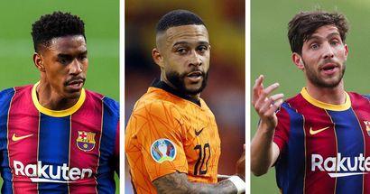 برشلونة سيقدم تمديد عقد روبرتو لمدة عامين و 4 قصص كبيرة أخرى قد تهمك