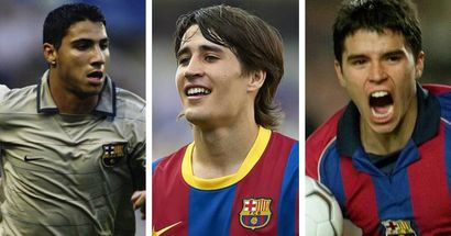 4 lost Barca talents from the '00s that could've served Barca for a decade & what ruined their prospects
