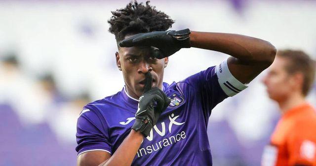 ESPN: Anderlecht reject Arsenal's bid for Albert Sambi Lokonga (reliability: 4 stars)