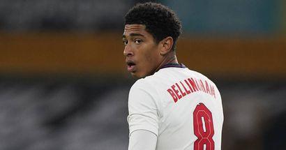 Jude Bellingham debütiert als drittjüngster Spieler für Englands Profi-Nationalmannschaft!