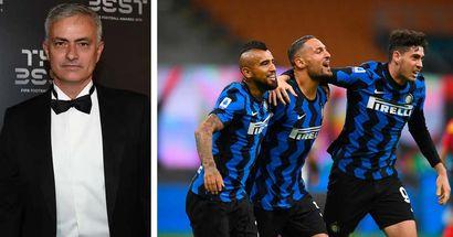 Mourinho chiede un giocatore dell'Inter: i nerazzurri pensano ad uno scambio con la Roma