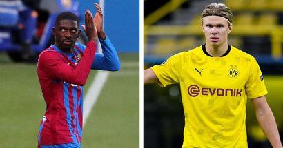 El Dortmund está listo para considerar un trueque Dembélé-Haaland el próximo verano (fiabilidad: 4 estrellas)
