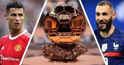 Balón de Oro 2021: las probabilidades de Benzema y Cristiano de ganar el premio