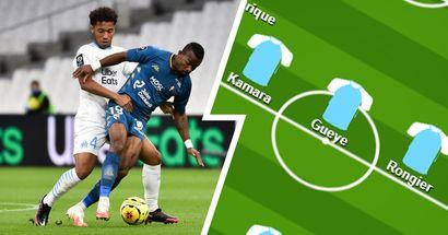 ⚔️ XI probable de l'OM contre XI probable de Metz : quelle équipe remportera le match?