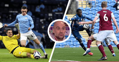 'I don't understand Arsenal not getting a penalty against Burnley': Pep Guardiola slams refs over a number of controversial calls this season
