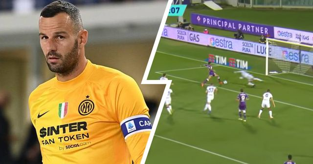 Le parate di Handanovic e non solo: 3 episodi della partita dell'Inter che potresti esserti perso