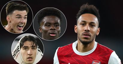 Nketiah reveals Arsenal player who can outrun Aubameyang — it's not Bellerin, Tierney or Saka