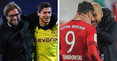 Klopp, Flick, Guardiola und mehr: Das lernte Lewandowski von jedem seiner Trainer