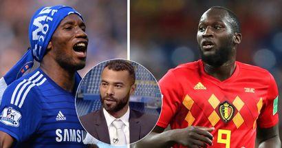 'He was a father figure': Ashley Cole reveals Drogba's influence on Lukaku, addresses Romelu's Chelsea stint
