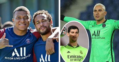 3 joueurs du PSG inclus dans l'équipe de la saison en Ligue des Champions, sans Navas