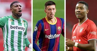 'Piqué, Alba, Umtiti, son débiles': un fan del Barça pide a Laporta que revise la defensa, aquí el último informe de la línea de fondo