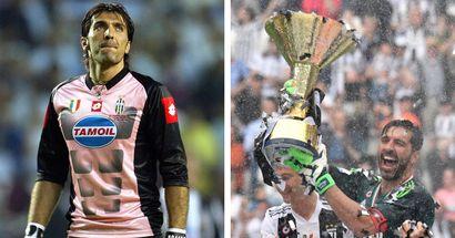 21 trofei in 19 stagioni alla Juventus: i migliori momenti di Super Gigi Buffon