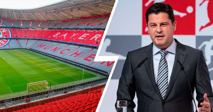 DFL-Chef: Clubs sollen auf die Geisterspiele in der nächsten Saison vorbereitet sein
