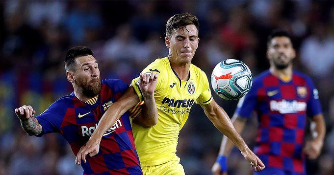 Se busca central: El Barça ya realizó un primer contacto por Pau Torres