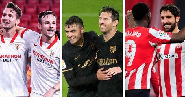 بلباو مرة أخرى ؟؟ 7 منافسين محتملين لبرشلونة في ربع نهائي كأس الملك