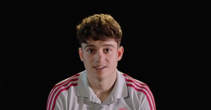 Daniel James: 'I'm nowhere near my potential but I want to improve'