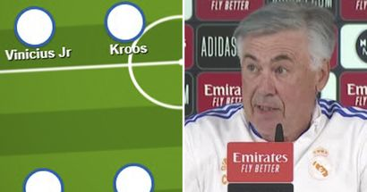 Kroos in, Casemiro out: Real Madrid fans select ultimate XI for Espanyol game
