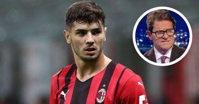 """""""Non era da Milan, Maldini e Massara hanno visto qualcosa in più"""": Capello tesse le lodi di Brahim Diaz"""