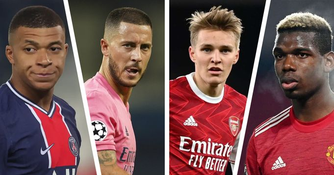 7 ins, 14 outs: latest Real Madrid transfer round-up with probability ratings