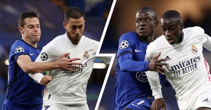 Courtois - 7.5, Vinicius - 4: rating Real Madrid players in Chelsea loss
