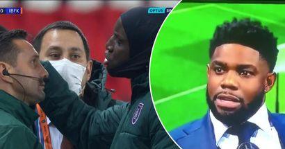 """Micah Richards: """"J'ai été abusé par la communauté noire pour ne pas avoir condamné l'arbitre roumain dans le match PSG-Istanbul"""""""