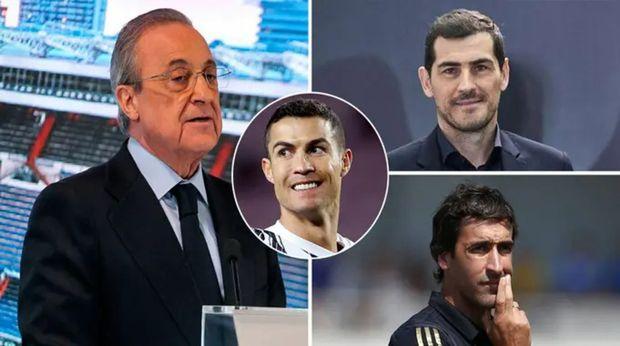 10 personas insultadas por Florentino Pérez en audios filtrados - ¿dónde están ahora?