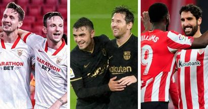 Athletic de Bilbao y 6 posibles rivales del Barça en cuartos de final de la Copa del Rey