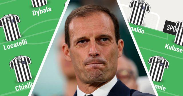 2 formazioni che i tifosi della Juventus vogliono assolutamente vedere la prossima stagione