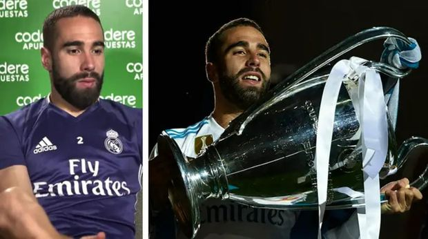 Carvajal revela su recuerdo favorito en el Real Madrid