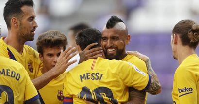 El Barça debería replantearse la situación de Vidal: clave, goleador e incansable
