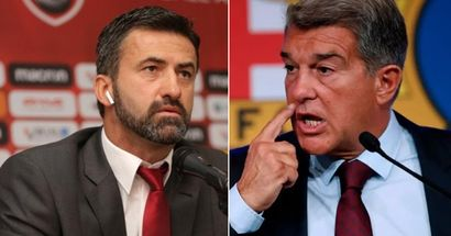 """""""Ils sont dans un moment difficile"""": l'ancienne star du Real Madrid Panucci exprime sa sympathie pour l'état actuel du Barça"""