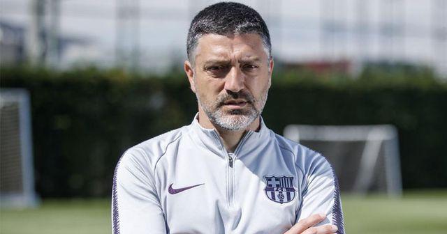 أعمل لأكون مستعداً إذا احتاجني النادي : مدرب برشلونة بيمينتا حول إدارة الفريق الأول يوماً ما