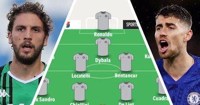 Locatelli vs Jorginho: le possibili formazioni della Juventus 21/22 con i due acquisti a confronto