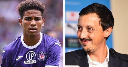Pablo Longoria ne lâche pas la pépite de Toulouse Amine Adli (Fiabilité : 4 étoiles)