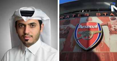 Qatari businessman related to PSG family interested in buying Arsenal
