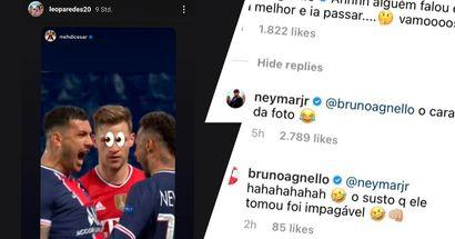 Bayern reagiert mit Ehre auf die Niederlage, Neymar zeigt sich schadenfroh und respektlos