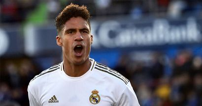 Raphael Varane, potential Sergio Ramos replacements and more: World's 10 most valuable centre-backs revealed