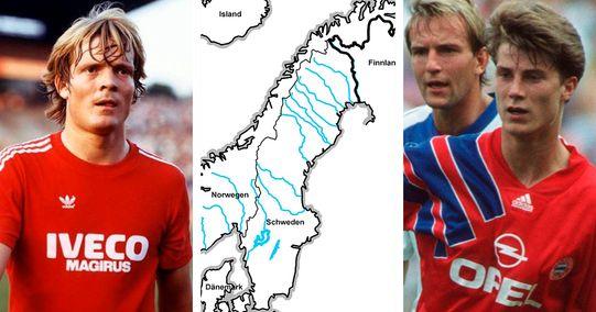Bayern und seine Skandinavier