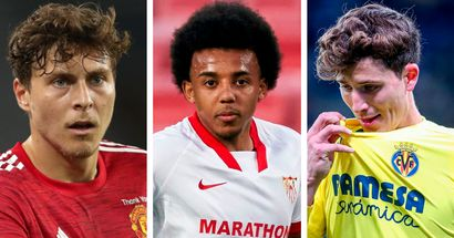Lindelof, Kounde, Torres –who had a better season? 10-stat comparison