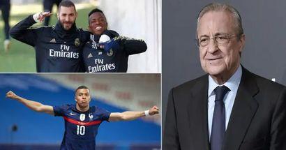 Un jugador del Madrid entre los 20 'mayores valores de transferencia' del mundo, Mbappé en el puesto 12