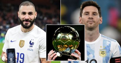 'Clearly shaken Messi FC': Fan explains with stats how Benzema is now favourite to lift Ballon d'Or