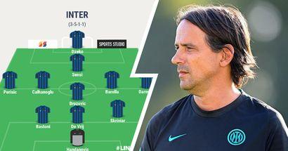 Inter vs Genoa, probabili formazioni e ultime notizie: emergenza in attacco, Inzaghi ha le scelte obbligate