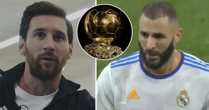 Leo Messi nombra a Benzema entre los 4 candidatos al Balón de Oro por los que votará