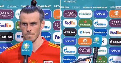 """Gareth Bale quitte la zone mixte suite à une question """"stupide"""" d'un journaliste"""