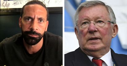 'Are you OK boss?' Ferdinand trolls Sir Alex over Scotland's disappointing Euro 2020 opener