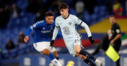 OFFICIAL: Chelsea XI vs Everton revealed