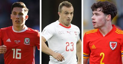 Shaqiri heavily involved, Neco misses out as Wales draw with Switzerland