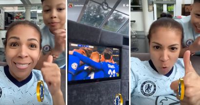 'You are the best, my friend': Thiago Silva's wife sends Werner message after calling him worm last time