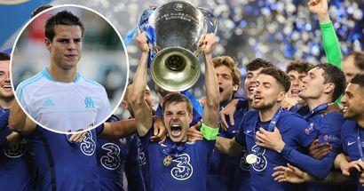 Cesar Azpilicueta remporte la Ligue des champions avec Chelsea!